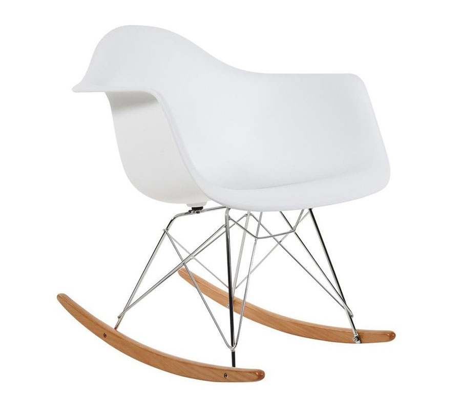 Plastic Rocking Chair RAR