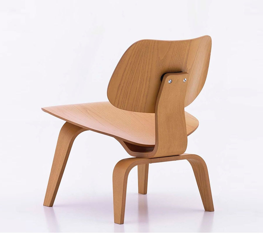 CHAIR PLY WOOD EAMES