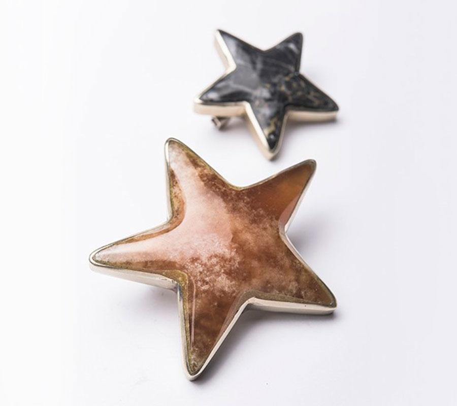 Broche Estrella